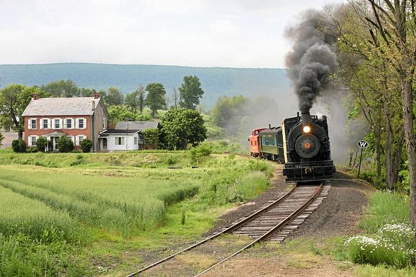 Wanamaker Kempton & Southern RR (PA)