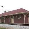 Chicago, Rock Island & Pacific Passenger Station, Wilton, Iowa