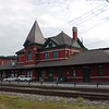 Erie Passenger Station, Port Jervis, New York