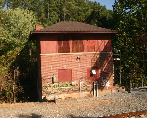 Richmond, Fredericksburg & Potomac Railroad FB Tower