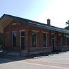 Cincinnati, Hamilton and Dayton Railroad Passenger Station, Glendale, Ohio