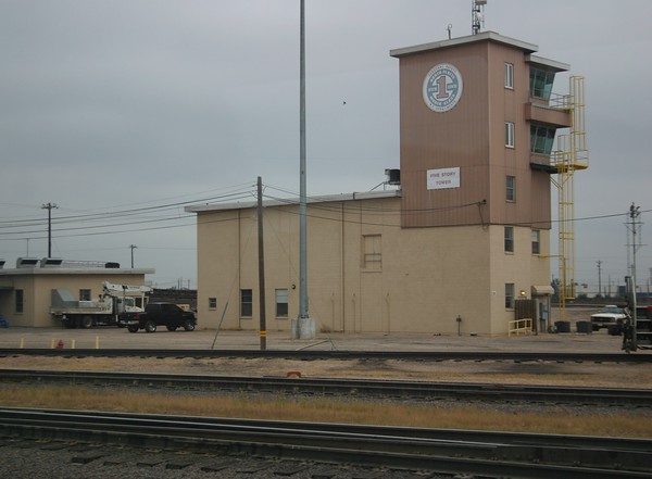 Union Pacific Bailey Yard Tower