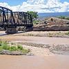 Train Bridge over the Colorado River