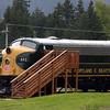 Spokane Portland & Seattle train