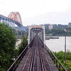 Pattullo Bridge & Railroad Bridge
