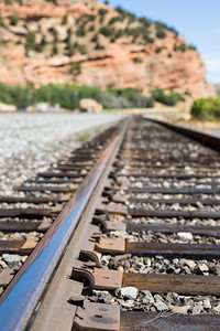 Echo Canyon Tracks