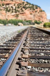 Echo Canyon Tracks