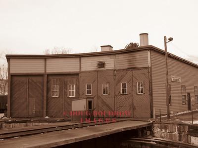 North Conway Yard, 1-1-11