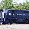 Pan Am Railways #516, 6-2-10
