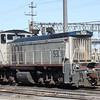 Amtrak engine storage at New Haven, 8-29-10.