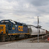 CSX Local at Plant City, 2-7-18