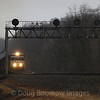 After protecting the West Slope at Lilly for almost a century, the signals at milepost 254.7 are on the short list to be replaced in favor of PTC cab signals.  On a dreary morning, an Eastbound manifest slugs up the grade, 4-6-19.