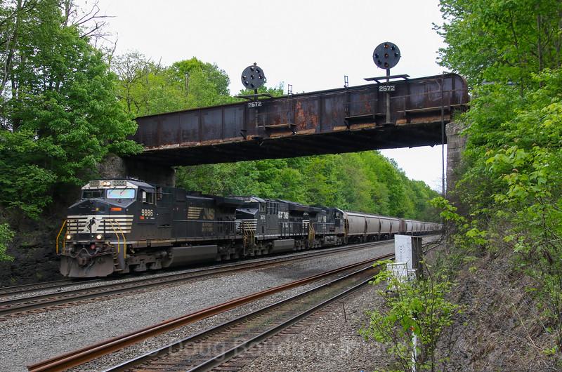 Jamestown Road in Portage, 5-22-19.