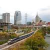 Music City Star, - Downtown Nashville, TN 10-20-16.