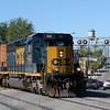 CSX Freight - Nashville, TN 10-22-16.