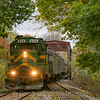 GMRC Foliage Extra at Proctorsville, 10-21-18