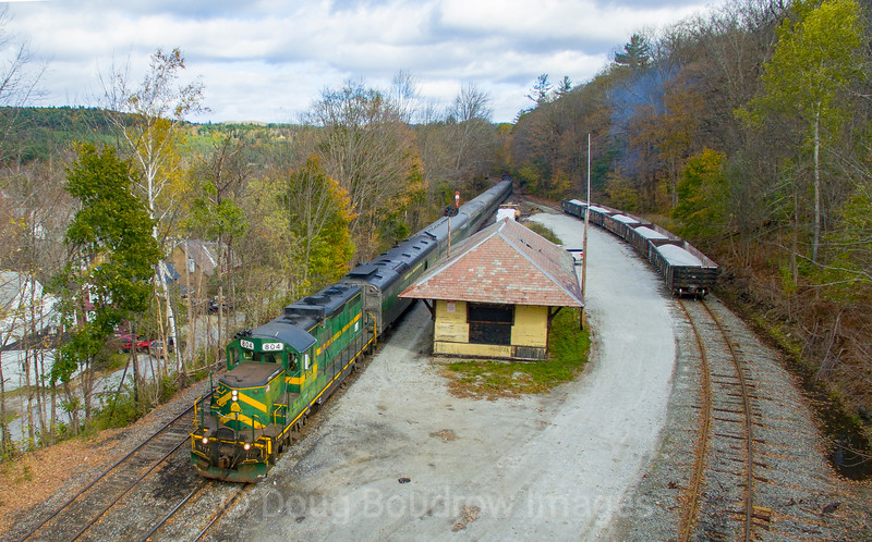 GMRC Foliage Extra at Ludlow, 10-21-18