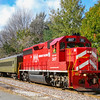 GMRC Foliage Extra at Proctorsville,, 10-20-18.