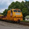 Herzog work train at Elliston, 7-3-20.