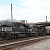 NS Power sits at South Yard in Roanoke, 5-6-16.