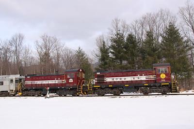 Santa Holiday Train, 12-19-10