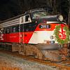"The"" Train to Christmastown"" rolls through Wareham, 12-1-18."