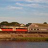 Dinner Train at Back River, 7-25-20.