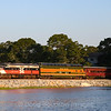 The Dinner Train at Monks Cove in Bourne, 7-13-19.