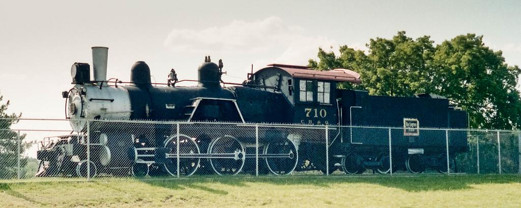 BNSF and predecessor railroads