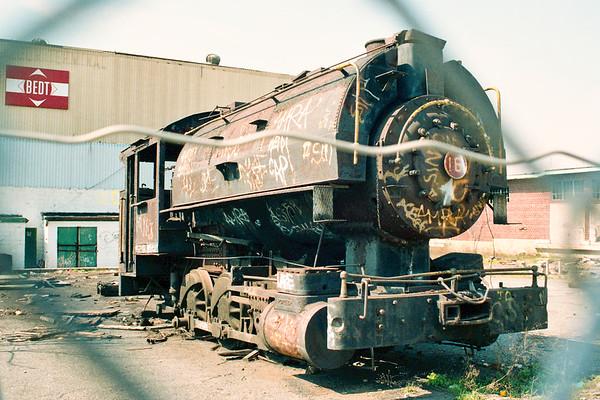 Brooklyn Dock Railway
