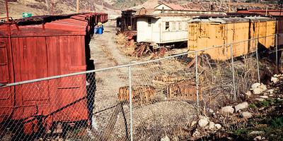 Durango and Silverton Railroad 1989