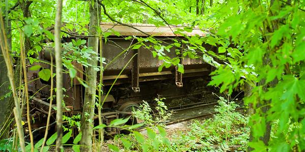 East Broad Top Railroad Mount Union Pennsylvania 2010