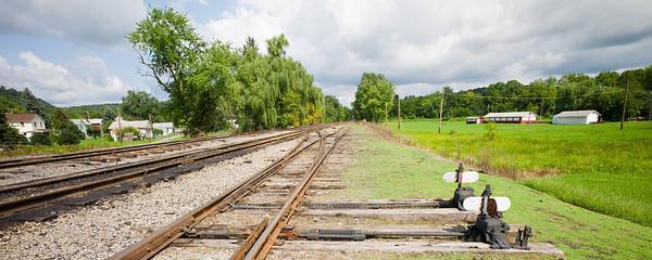 East Broad Top Railroad  Orbisonia Pennsylvania