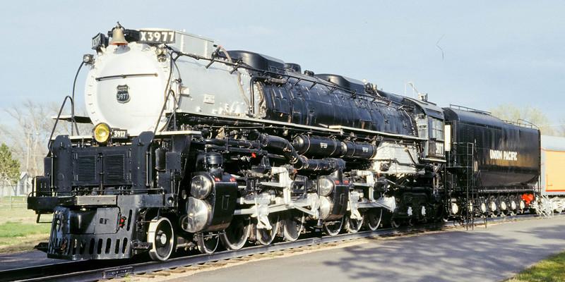 Union Pacific  and predecessor railroads