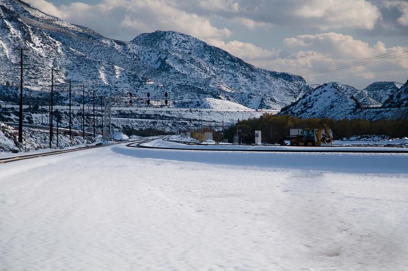 Cajon & Snow #4