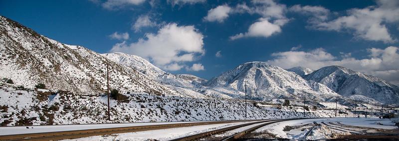 Cajon & Snow #5