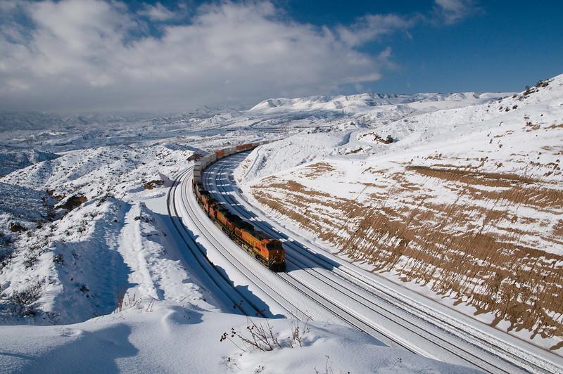 Cajon & Snow #13