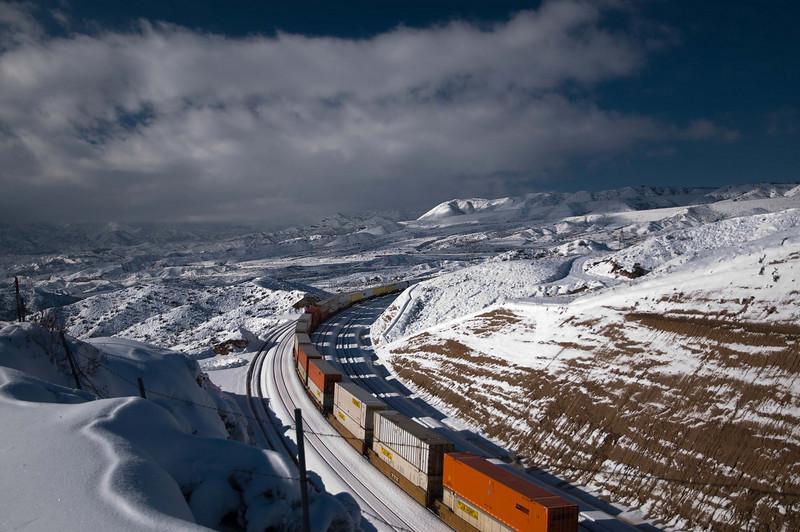 Cajon & Snow #10