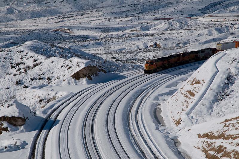 Cajon & Snow #15