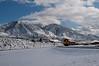 Cajon & Snow #20