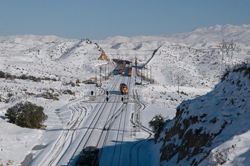 Cajon & Snow #11