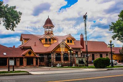 Colorado Springs Railroad 2012