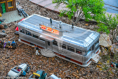 LA County Fair Train set 2015