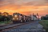 Photo 4264<br /> BNSF Railway<br /> Edelstein, Illinois<br /> July 18, 2017