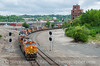 Photo 3823<br /> BNSF Railway; 27th Street, Kansas City, Missouri<br /> July 4, 2016