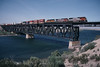 Photo 0682<br /> Burlington Northern & Santa Fe; Topock, Arizona<br /> October 5, 1998