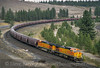 Photo 4077<br /> Burlington Northern & Santa Fe; Marshall, Washington<br /> April 2001