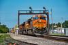 Photo 4265<br /> BNSF Railway<br /> Toluca, Illinois<br /> July 18, 2017