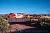 Photo 2144<br /> Burlington Northern & Santa Fe; Valentine, Arizona<br /> October 1998