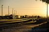 Photo 3868<br /> BNSF Railway; La Posada, Winslow, Arizona<br /> July 12, 2016
